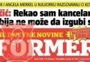 Informer objavio detalje razgovora Vučića i Merkelove koji se nije ni dogodio